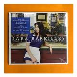 Cd Sara Bareilles Waitress Digipack Lacrado [pronta Entrega]